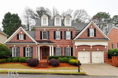 Brookhaven Single Family Home For Sale: 3683 Canyon Ridge Ct