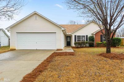 Locust Grove Single Family Home Under Contract: 733 Kaylors Meadow