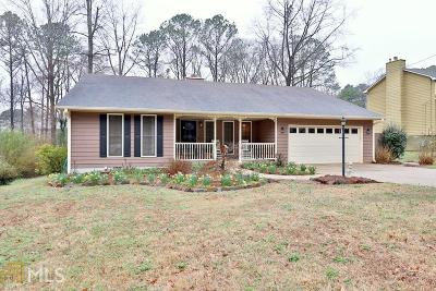 Snellville Single Family Home New: 2615 Five Star Ct