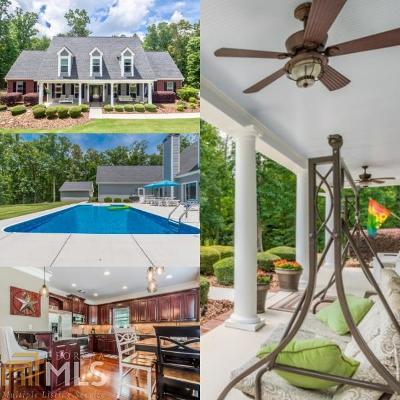 Monroe Single Family Home For Sale: 1604 Market Sq