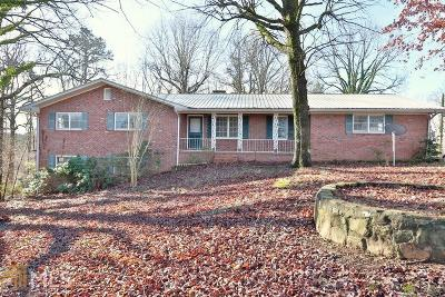 Hall County Single Family Home New: 3960 Honeysuckle Rd