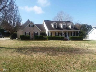 Statesboro Single Family Home For Sale: 1406 Jordan