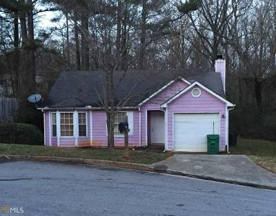 Decatur Single Family Home New: 3074 Springside Xing