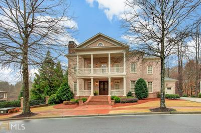 Alpharetta Single Family Home New: 3112 W Addison Dr