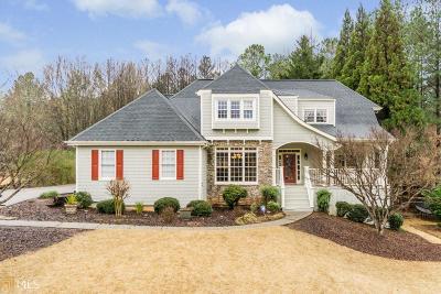 Milton Single Family Home New: 14415 Wyndham Farms Dr