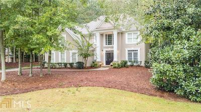Suwanee Single Family Home New: 740 Riverhaven
