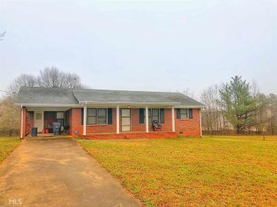 Loganville Single Family Home New: 903 Lee Byrd