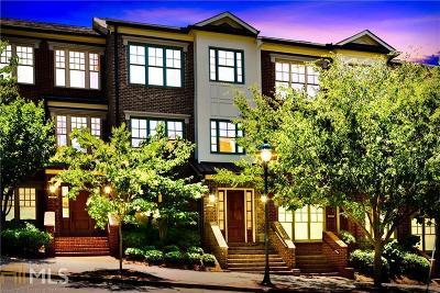 Sandy Springs Condo/Townhouse New: 6075 City Walk Ln