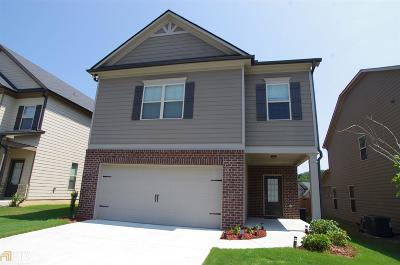 Braselton Single Family Home New: 7721 Silk Tree Pt