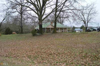 Franklin County Single Family Home New: 234 Burke Rd