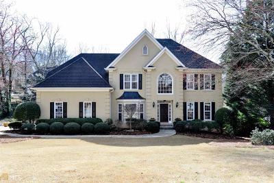 Marietta Single Family Home New: 4498 Ashburn Walk