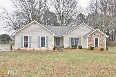 Grayson Single Family Home New: 154 Leighs Grove