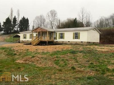 Lumpkin County Single Family Home New: 208 Vernons