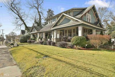 Troup County Single Family Home For Sale: 207 Oak St