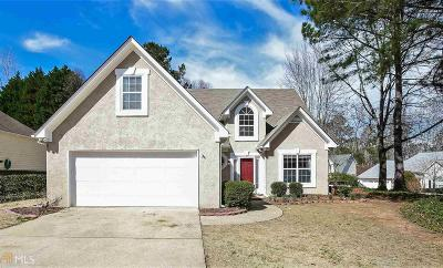Peachtree City Single Family Home For Sale: 123 Sagamore Ln