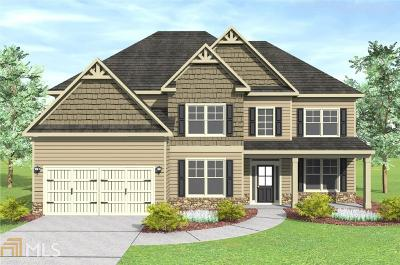 Loganville Single Family Home New: 664 Crystal Cove Ct #25