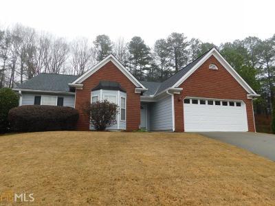 Lawrenceville Single Family Home New: 1085 Prestonwood Dr