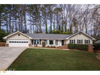 Tucker Single Family Home New: 3552 Midvale Rd