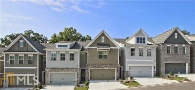 Marietta Condo/Townhouse New: 359 Gaines St #47