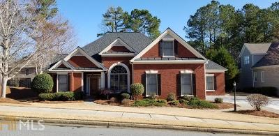 Acworth Single Family Home New: 115 Nightwind Trce