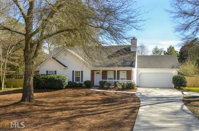 Loganville Single Family Home New: 920 Old Loganville Rd