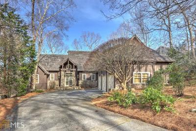 Cumming Single Family Home For Sale: 7095 Shadow Ln
