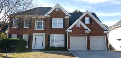 Lawrenceville Single Family Home New: 322 Creek Front Way