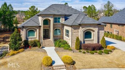 McDonough Single Family Home Under Contract: 733 Bethpage Dr