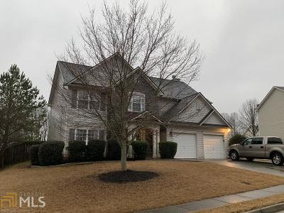 Dacula Single Family Home New: 2143 Geoff Dr #3&4