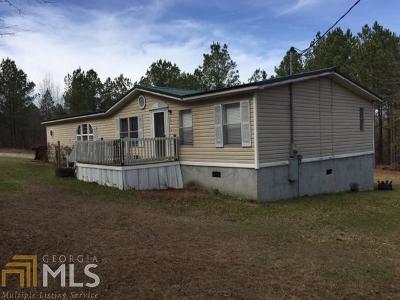 Haddock, Milledgeville, Sparta Single Family Home For Sale: 345 NE Colony Farm Rd