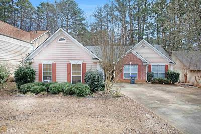 Lawrenceville Single Family Home New: 687 Loral Pines Ct