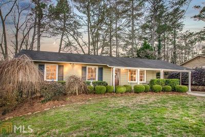 Smyrna Single Family Home New: 2044 Glenroy Dr