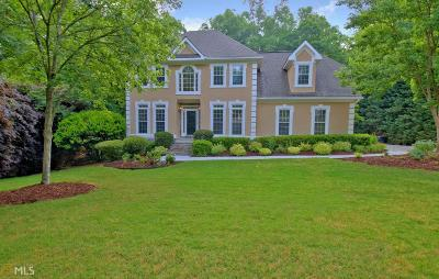 Fayetteville Single Family Home Under Contract: 175 Gray Fox Point