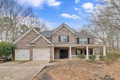Winder Single Family Home New: 645 Carla Ct