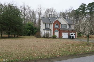 Kennesaw Single Family Home New: 1481 Pine Springs Dr