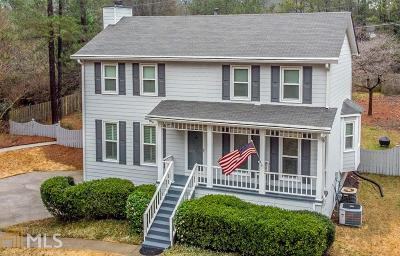 Marietta Single Family Home New: 3265 Mitsy Forest Way