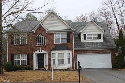 Buford Single Family Home New: 3422 Hard Creek Ln