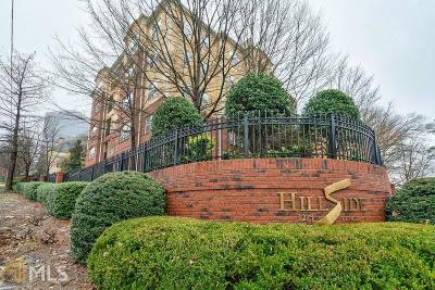 Hillside At Lenox Condo/Townhouse For Sale: 3275 NE Lenox Rd #101