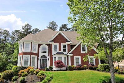 Alpharetta Single Family Home New: 6320 Deerwoods Trl
