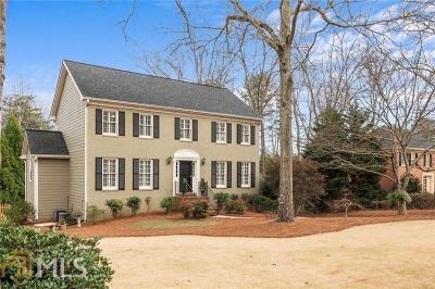 Marietta Single Family Home New: 1130 Princeton Walk NE