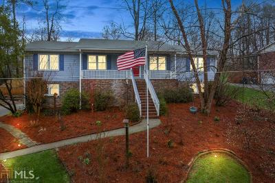 Marietta Single Family Home New: 3065 Whisper Knob Rd