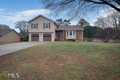 Snellville Single Family Home New: 1470 Willow Bend Dr