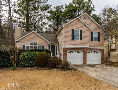 Kennesaw Single Family Home New: 2813 Vintage Wood Way