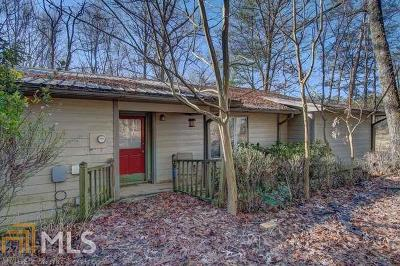 Blairsville Single Family Home For Sale: 25 Deer Crossing Trl