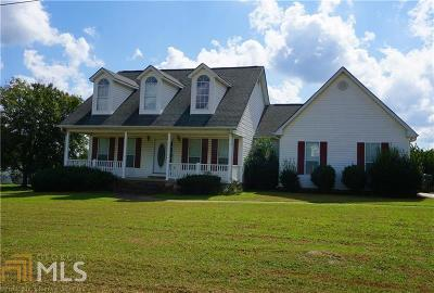 McDonough GA Single Family Home New: $154,000