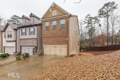 Lilburn Condo/Townhouse New: 1807 Paxton Dr