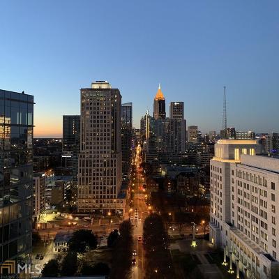 Atlanta Condo/Townhouse New: 1080 Peachtree St #2008