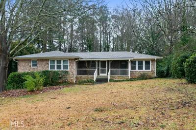 Dekalb County Multi Family Home For Sale: 2176 Dering Cir