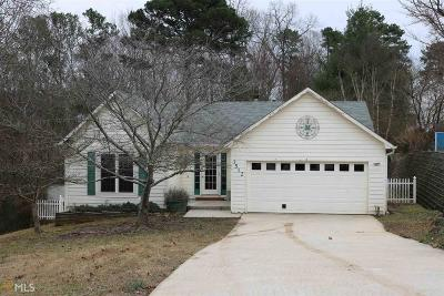 Conyers Single Family Home New: 1512 Melody Ridge Ct