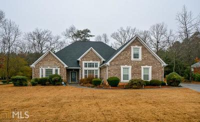 Loganville Single Family Home New: 1224 Oakwood Pl